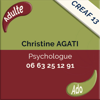 Christine Agati, Psychologue, CREAF Auriol La Destrousse