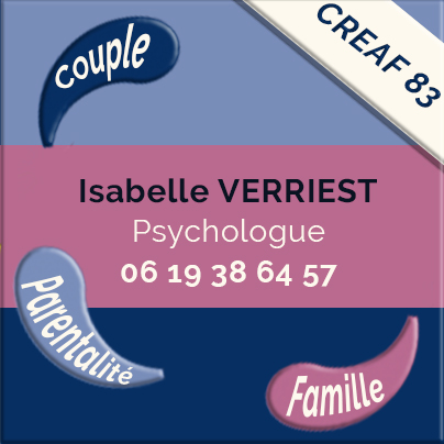 Isabelle Verriest, Psychologue, CREAF St-Cyr-sur-Mer